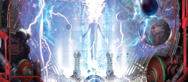 Ball Lightning Cixin Liu Stephan Martiniere military SF standalone cover reveal