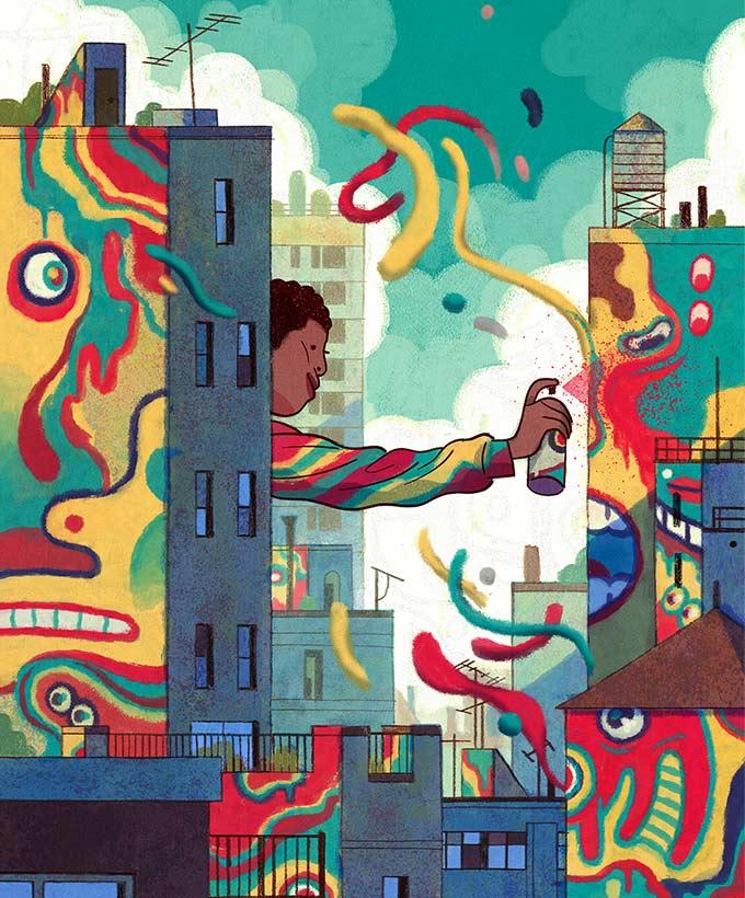 The City Born Great N. K. Jemisin