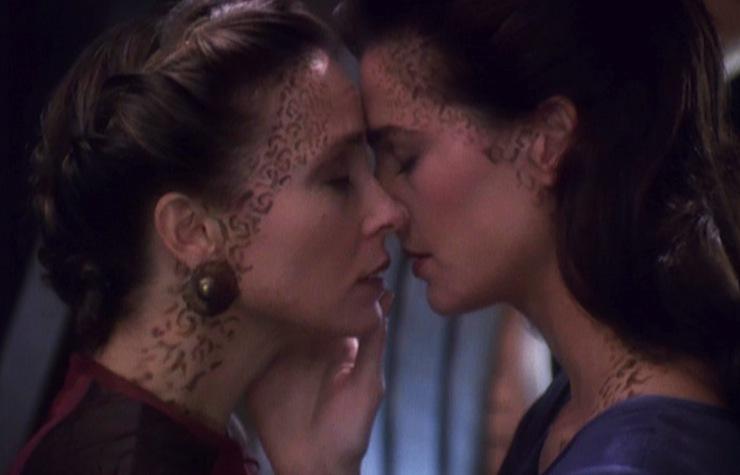 Star Trek, DS9, Dax
