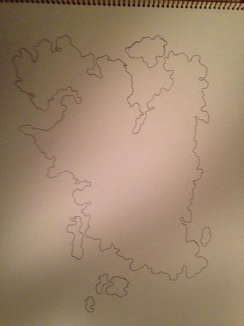 Tumblr ohemult, macaroni map tutorial