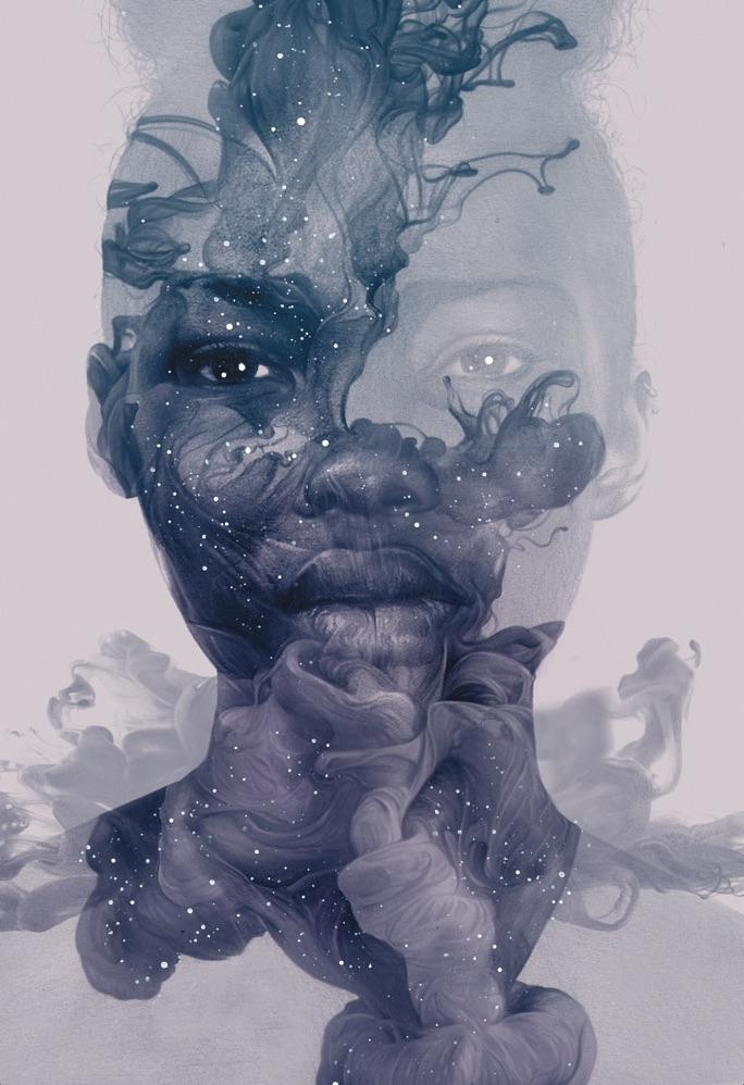 Greg Ruth Nnedi Okorafor Lagoon German edition book cover illustration