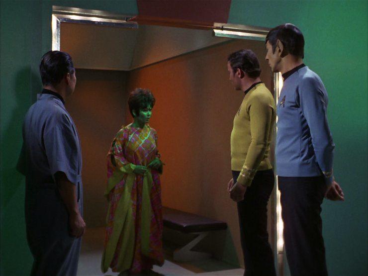Star Trek, season 3, Whom Gods Destroy, original series
