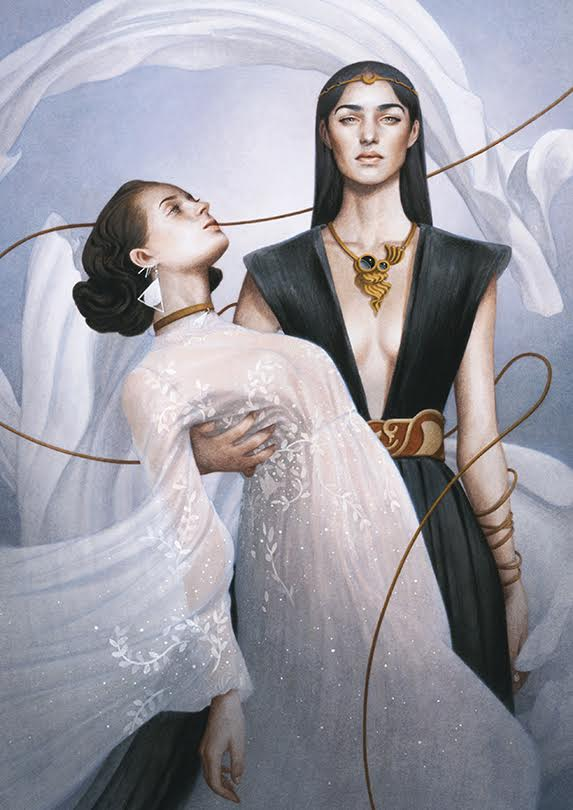 Subterranean Press Kushiel's Dart limited edition illustrations Jacqueline Carey