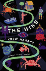The Hike adaptation Drew Magary