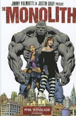 The Monolith graphic novel adaptation Lionsgate