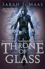Throne of Glass series TV adaptation Queen of Shadows Sarah J. Maas Hulu