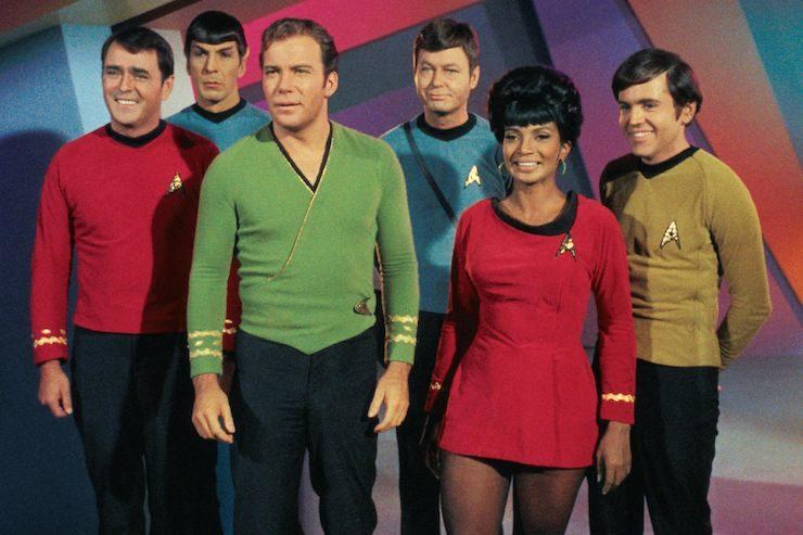 Star Trek, TOS crew, I Mudd