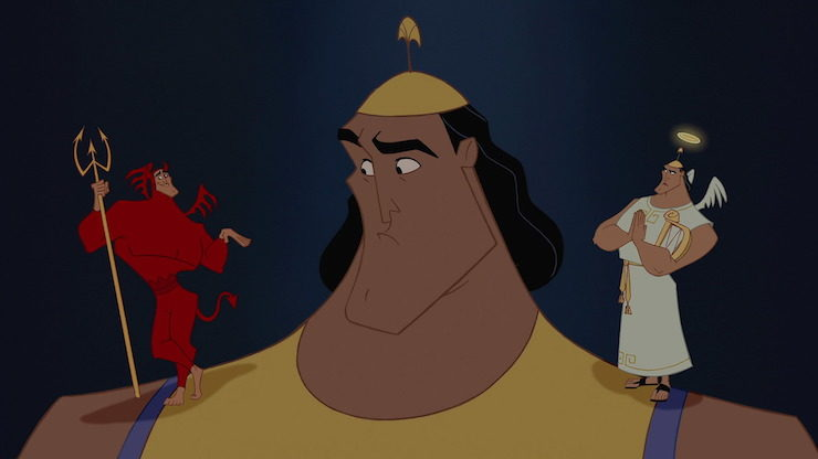 When Chaos Leads to Comedy: The Emperor's New Groove | Tor com