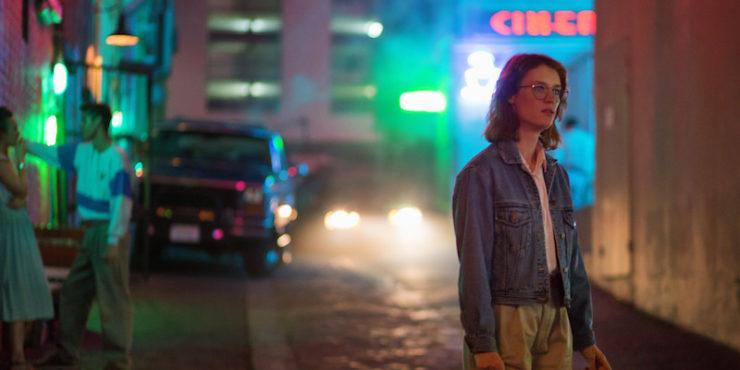 "Black Mirror season 3 ""San Junipero"" television review Kelly Yorkie"