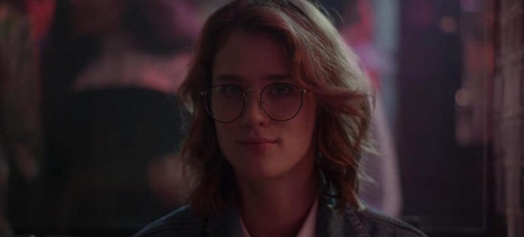 "Black Mirror season 3 ""San Junipero"" television review Kelly Yorkie"