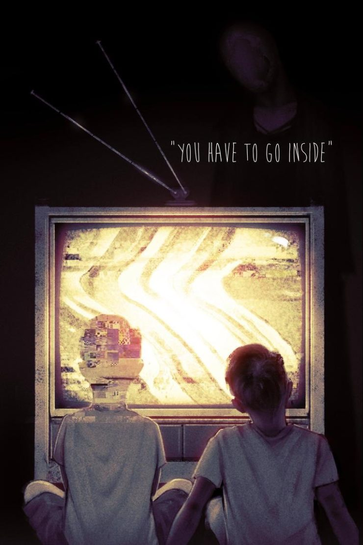 creepypasta modern horror meta Channel Zero: Candle Cove Syfy anthology promo art