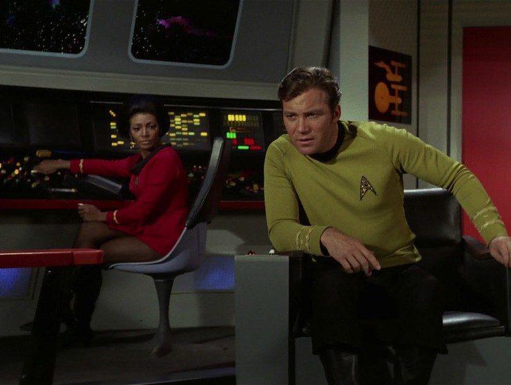 Star Trek, the original series, season 3, The Cloud Minders
