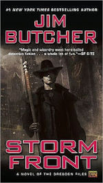 Storm Front The Dresden Files Harry Dresden supernatural detectives