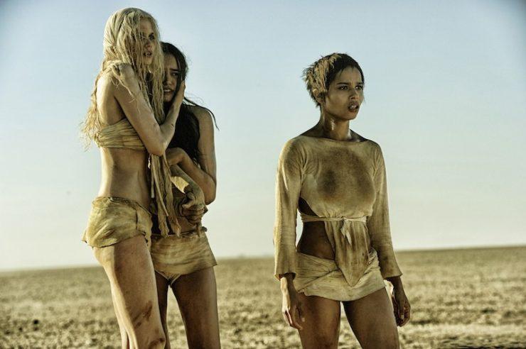 Zoe Kravitz Mad Max Fury Road Sana Solo Starros
