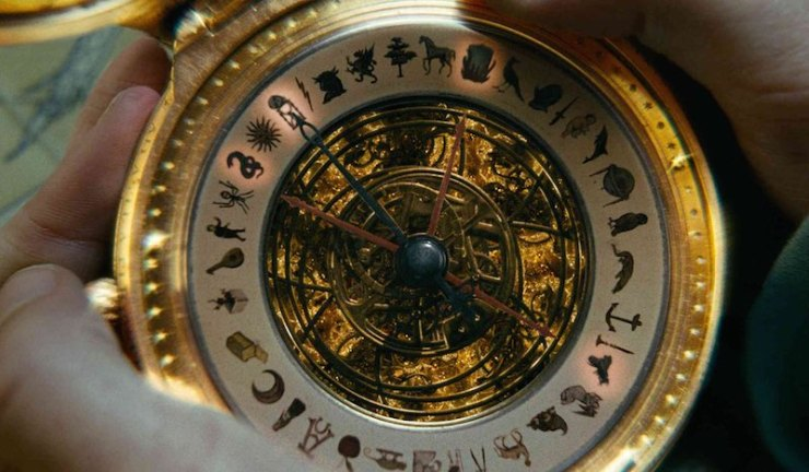 The Golden Compass alethiometer Lyra