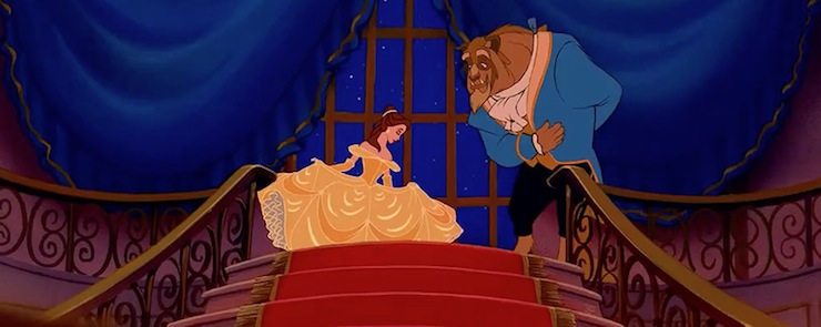 Beauty and the Beast, animated film