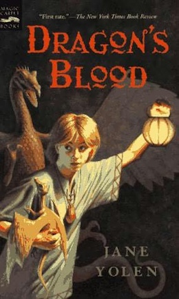 Dragon's Blood Jane Yolen