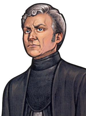 Star Wars, Raith Sienar