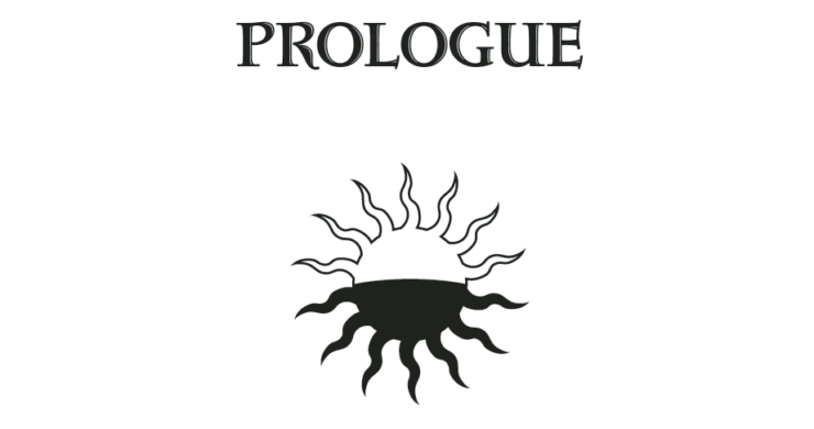 White Sand prologue symbol