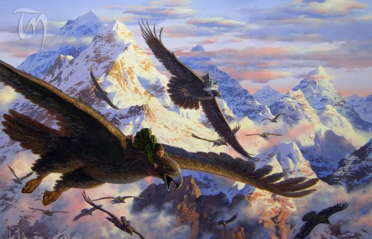 The Eagles of Middle-earth: Tolkien's Special Ops | Tor com