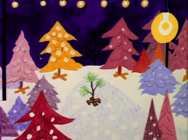 Charlie Browns Christmas.A Charlie Brown Christmas And The Search For Holiday Truths