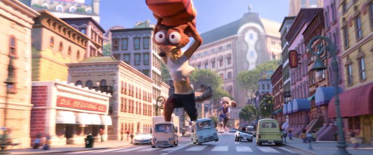 A Slightly Convoluted Meditation on Stereotypes: Disney's