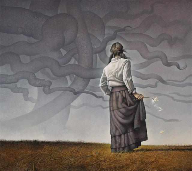 Art by John Jude Palencar