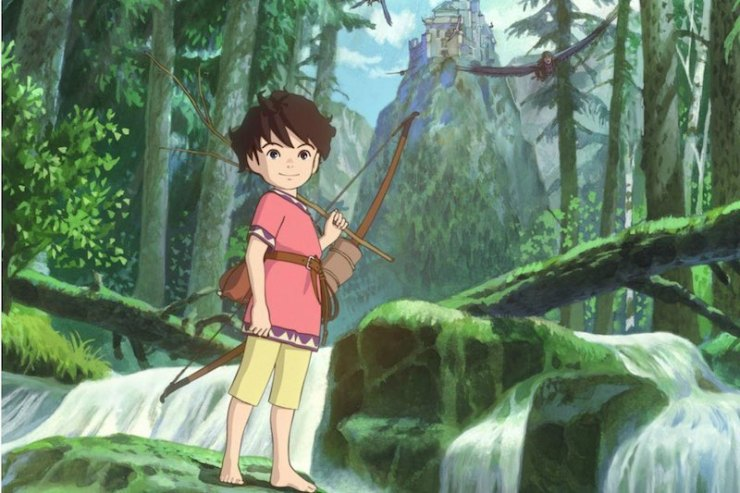 Ronja the Robber's Daughter Studio Ghibli Astrid Lindgren