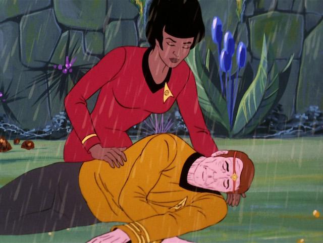 Star Trek Animated Series episode The Lorelei Signal