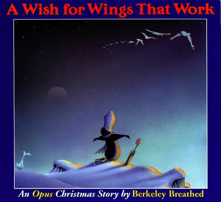 A Wish For Wings That Work, Berkley Breathed