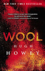 Wool Hugh Howey adaptation Nicole Perlman