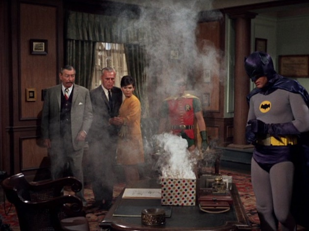 "Holy Rewatch Batman! ""The Londinium Larcenies"" / ""The"