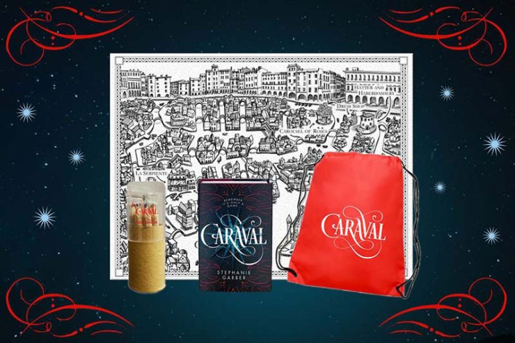 Caraval prize pack