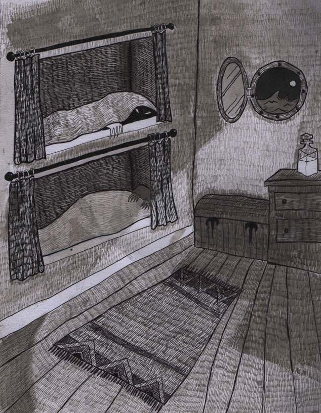 Illustration by Leanne Tucker