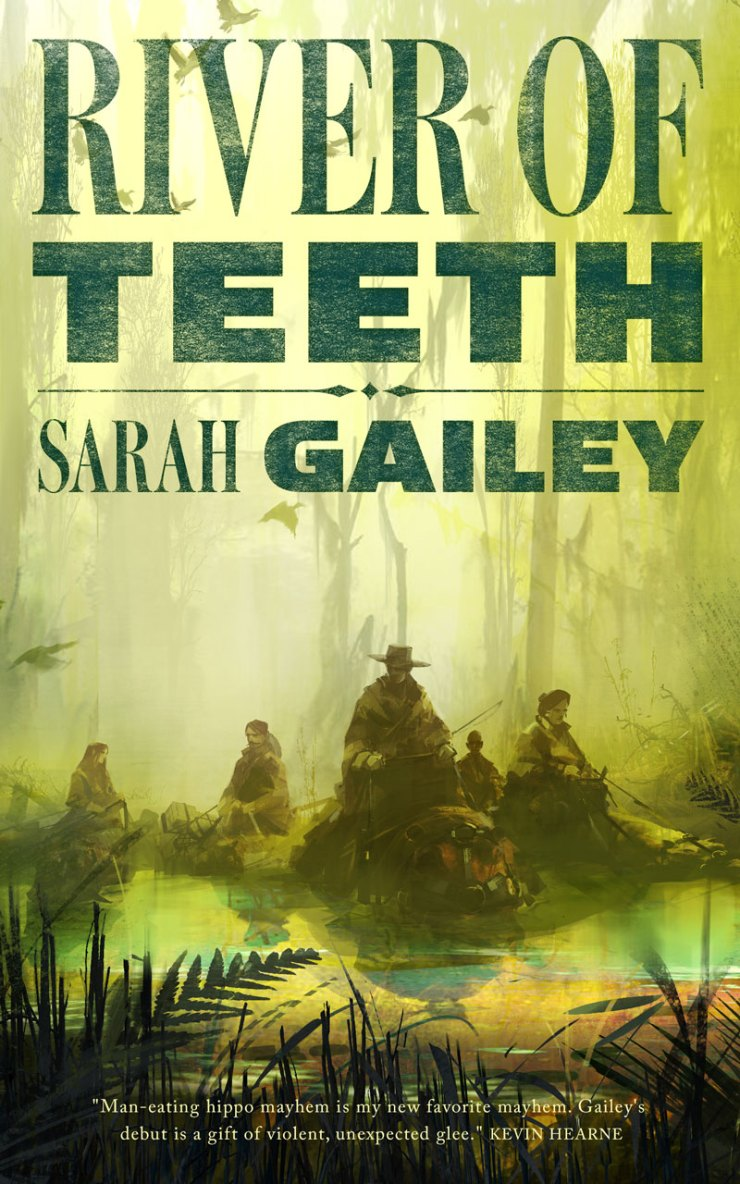 Image result for River of Teeth book cover