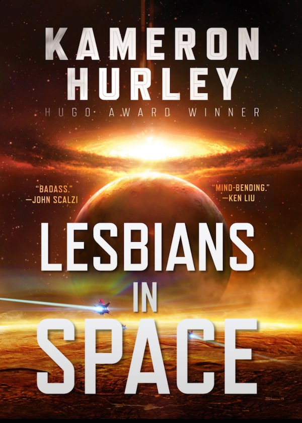 Kameron Hurley The Stars Are Legion Lesbians in Space