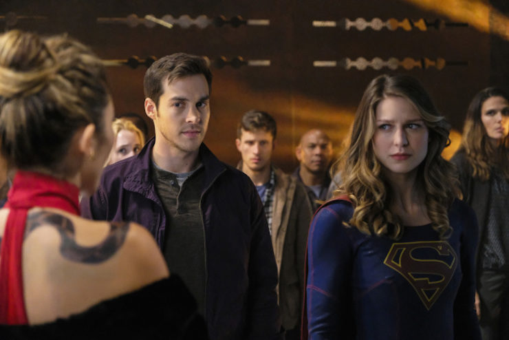 "Supergirl 2x09 ""Supergirl Lives"" television review"