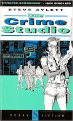 The Crime Studio Steve Aylett