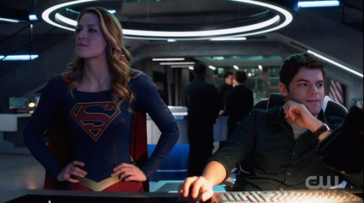 "Supergirl 2x11 ""The Martian Chronicles"" television review"