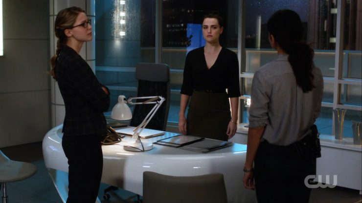 """Supergirl 2x12 """"Luthors"""" television review"""
