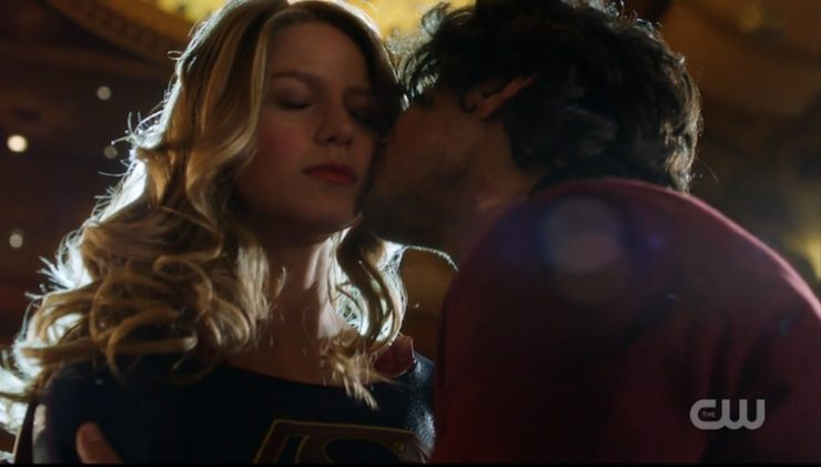 "Supergirl 2x13 ""Mr. and Mrs. Mxyzptlk"" television review"