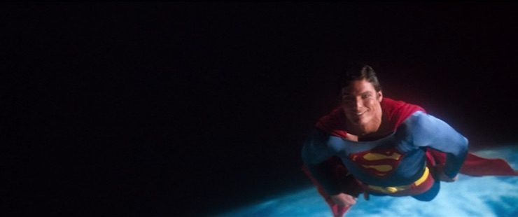 A Piece Of Iconic Americana Superman 1978 Tor Com