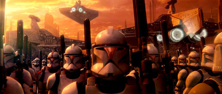 Clone Troopers, Attack of the Clones, Star Wars