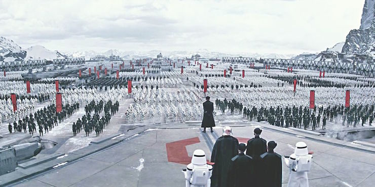 Star Wars The Force Awakens, stormtroopers
