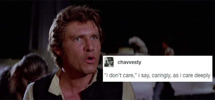 Star Wars Test Posts Twitter