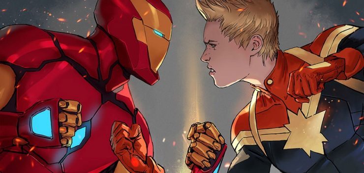 """Let's Talk About Marvel Comics, the """"Diversity Doesn't Sell"""