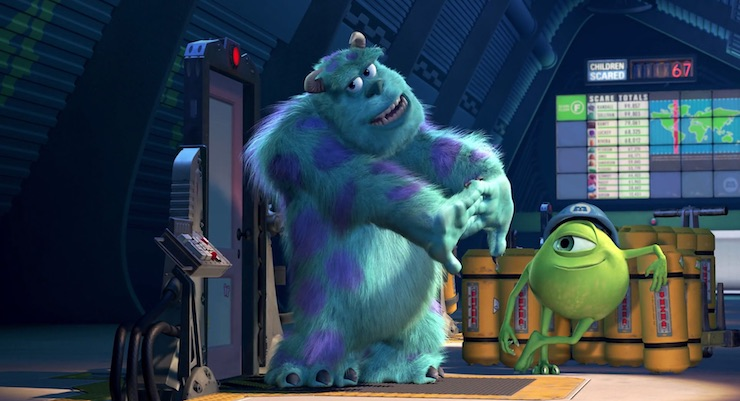 Fur, Comedy, and Lawsuits: Monsters, Inc.