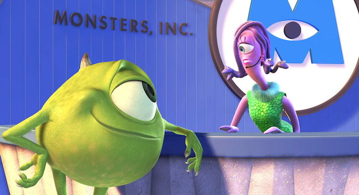 Fur Comedy And Lawsuits Monsters Inc Tor Com