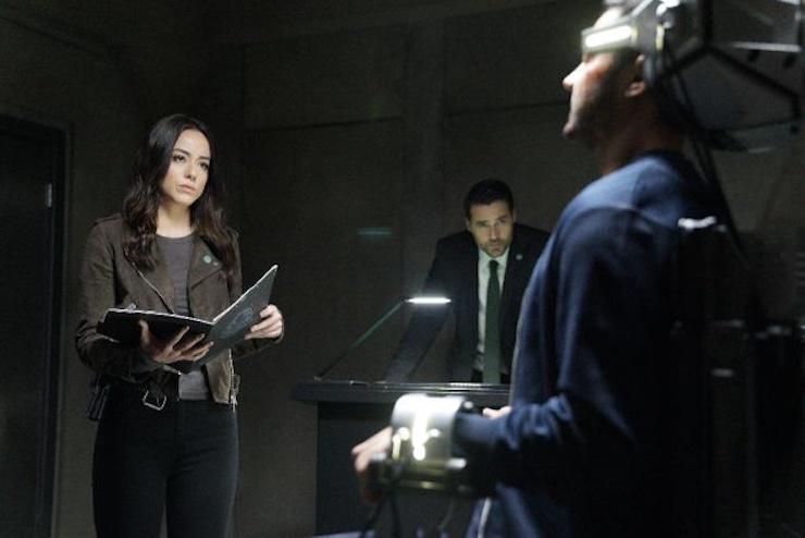 Agents of S H I E L D : What the Hail, Hydra? | Tor com