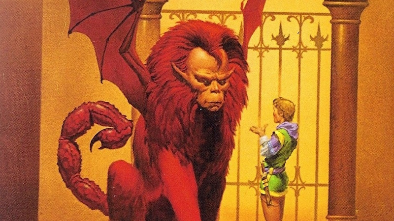 Piers Anthony's Xanth Novels to Become Feature Film and TV Series